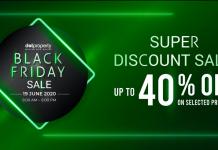 Dot Property Black Friday Sale