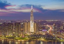 Landmark 81 tallest buildings in Vietnam