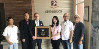 Grand Depok City wins Dot Property Indonesia Awards