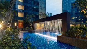 The Ritz-Carlton Residences, Kuala Lumpur exterior