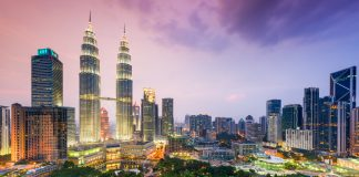 Developments popping up in Malaysia