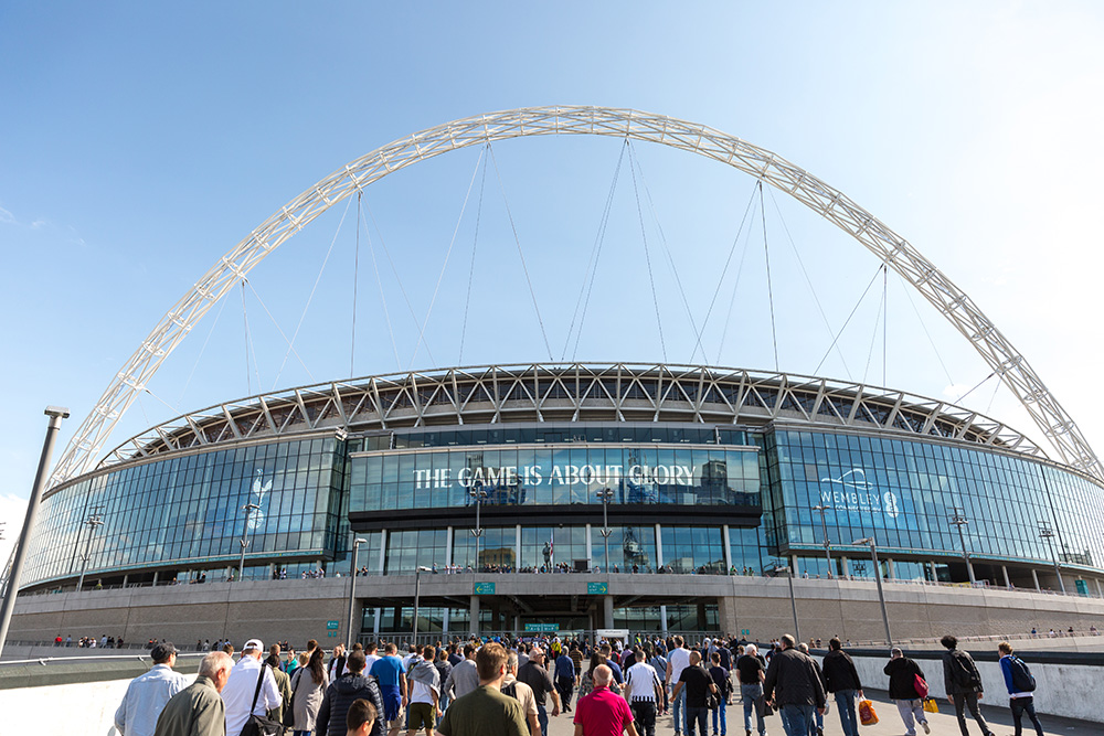 Score big with London property by investing near Wembley Stadium