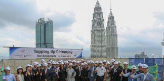 new Kuala Lumpur luxury condo,