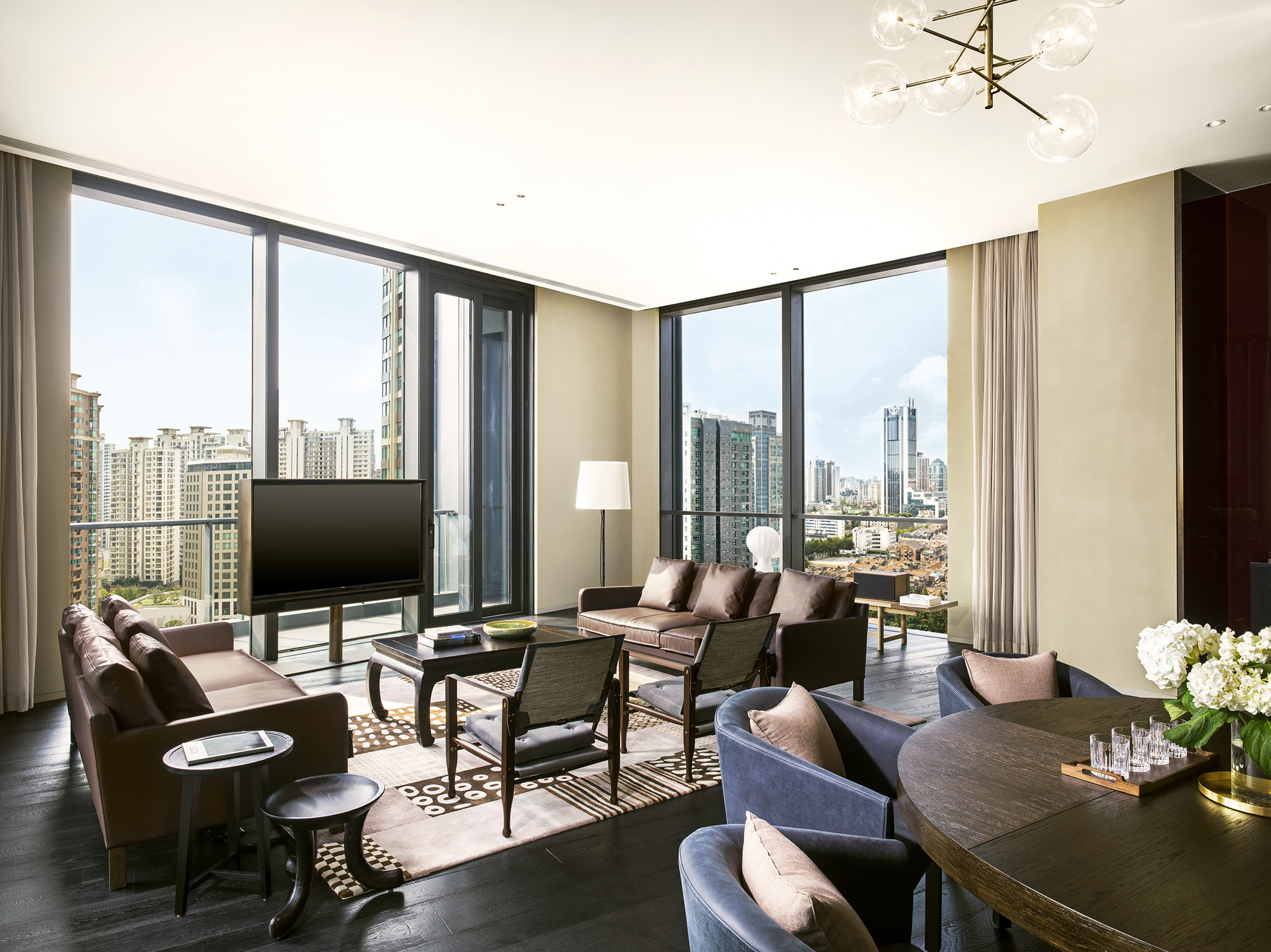 The Middle House is one of Asia's most luxurious penthouse