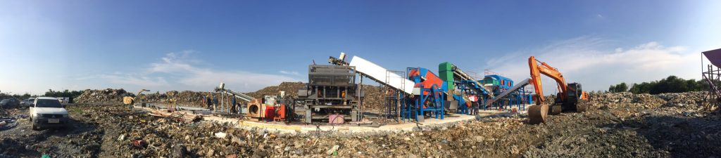 RDF plastic extraction Thailand