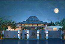 Shambhala Grand Villa