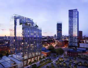 Victoria Residence at Crown Street Manchester investment property