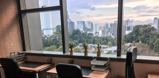 Novux Serviced Office Kuala Lumpur co-working