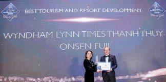 Best Tourism and Resort Development - Wyndham Lynn Times Thanh Thuy