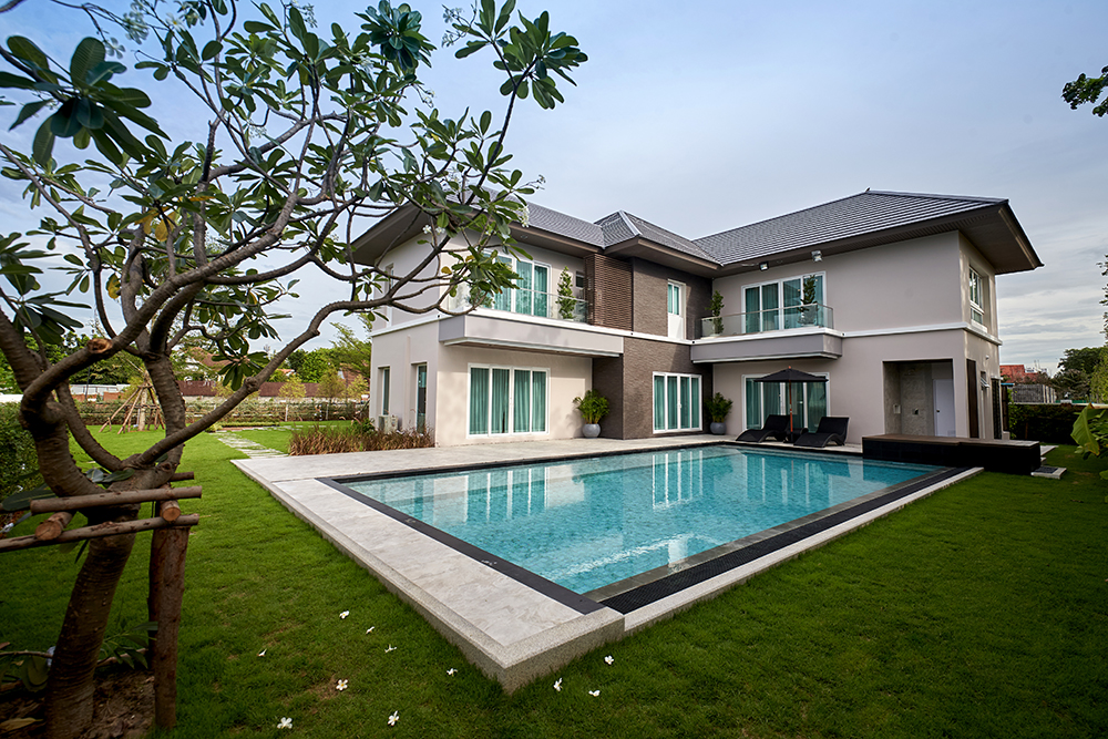 family-focused living experience in Bangkok, Nichada Thani