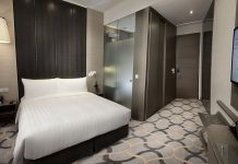 Dorsett Singapore has the best hotel interior design