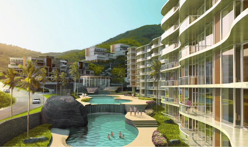Breeze Park Condotel is a good phuket real estate investment