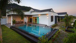 Sivana HideAway Hua Hin villa for rent
