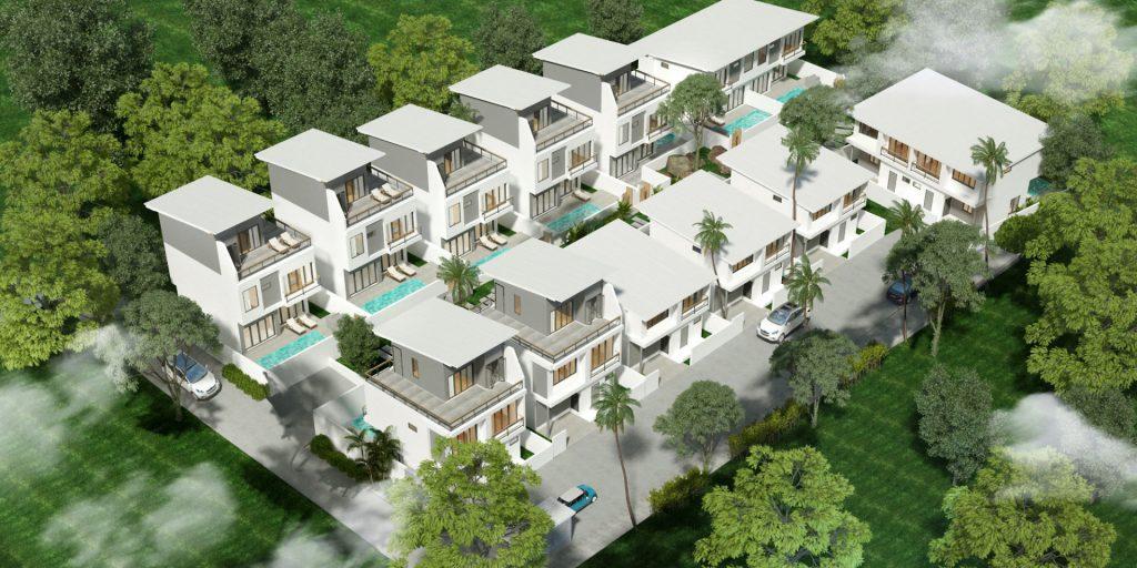 Sense 8 Samui villa for sale