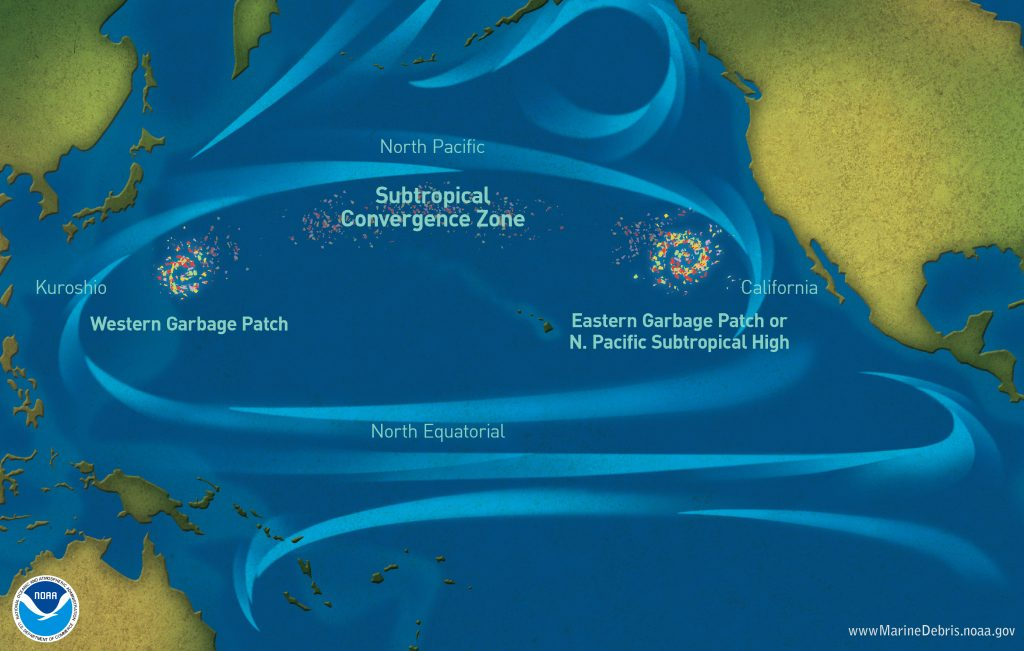 Photo NOAA Great Pacific Garbage Patch