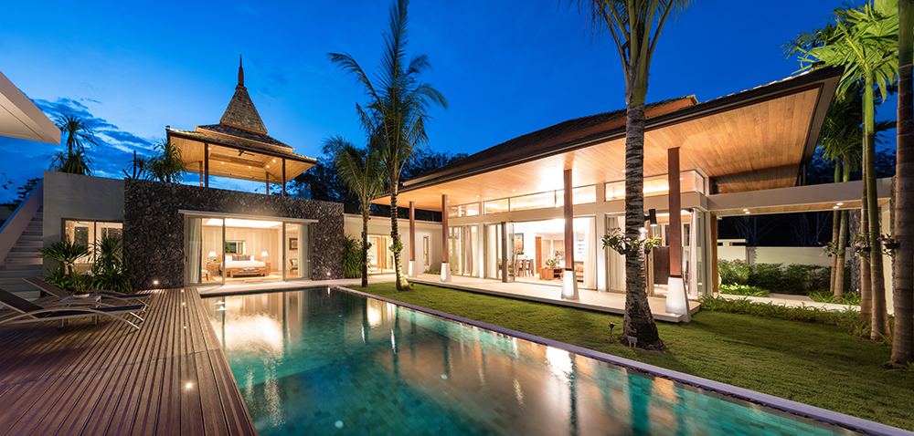 Botanica Luxury Villas Phuket property for sale