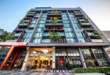 Bangkok serviced apartment market
