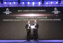 Whizdom The Forestias Dot Property Awards Southeast Asia 2019