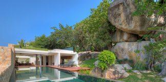 Samujana villa for sale samui
