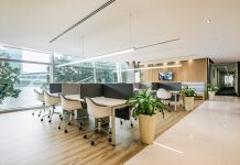 innovative co-working spaces in Singapore