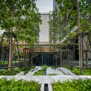 28 Chidlom features an Urban Oasis concept