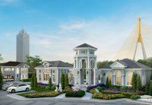 Bangkok housing Frasers Property