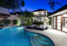 Superb,luxury ocean view villa with a private pool for sale in Koh Samui