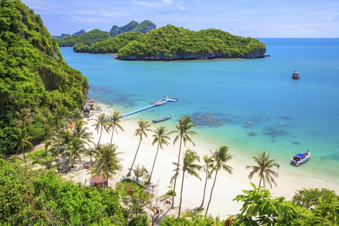 Quarantine-free travel to Phuket and Samui
