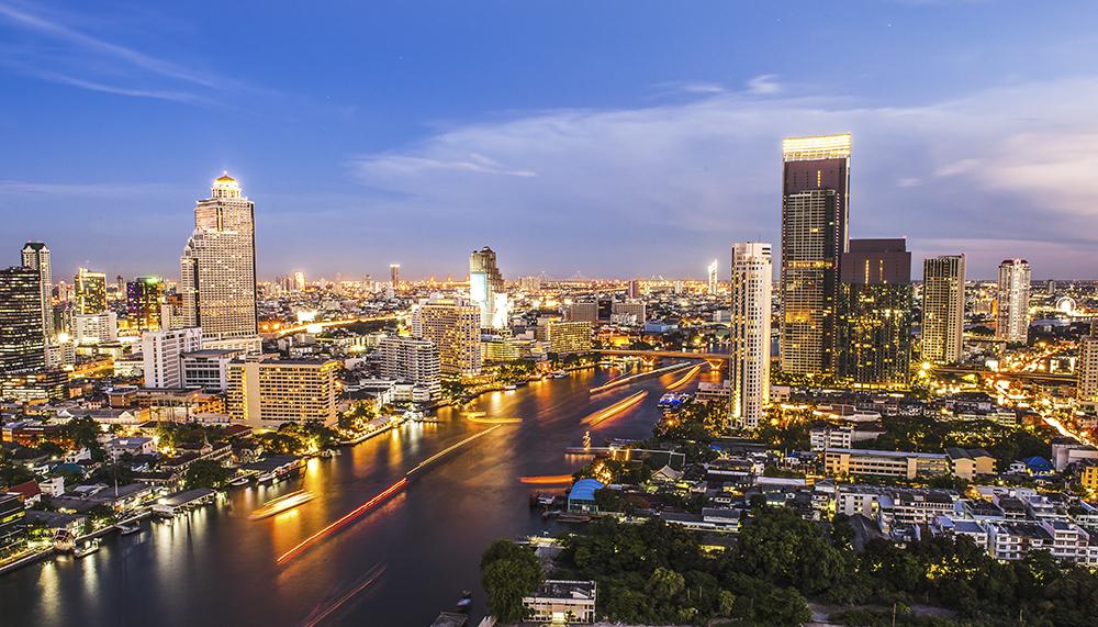 Image result for chao phraya river bangkok