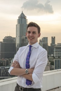 Adam Sutcliffe, managing director at Thailand Property