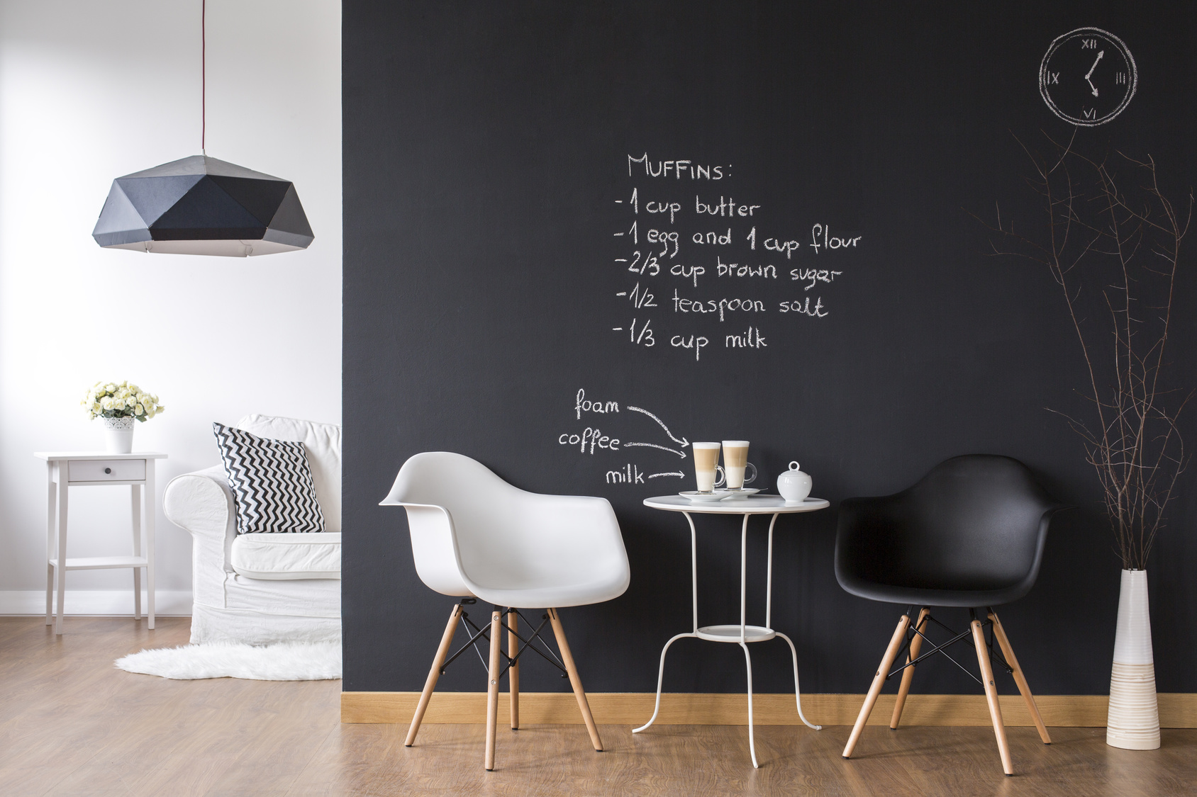 How to create a feature wall with photos - There Are A Number Of Ways To Create A Feature Wall