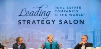 Strategy Salon at LeadingRE Conference Week
