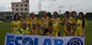 Bangkok International Veterans Soccer 7's returns in June