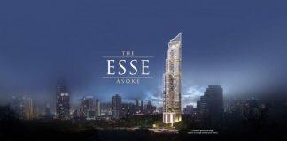 The Esse Asoke new Asoke condo development