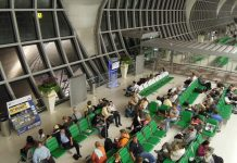 Suvarnabhumi Airport has Dot Property Magazine