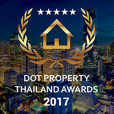 Winners from Dot Property Thailand Awards 2017 have been announced