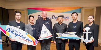 The Ocean Marina Pattaya Boat Show