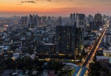 Thong Lo, Bangkok. Home of Areeya's Chalermnit Art De Maison