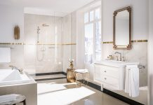 hotel-inspired bathroom by Hansgrohe