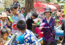 Happy Songkran from Thailand Property