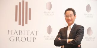 Chanin Vanijwongse CEO Habitat Group