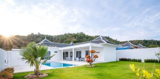 green holiday homes in Thailand for sale