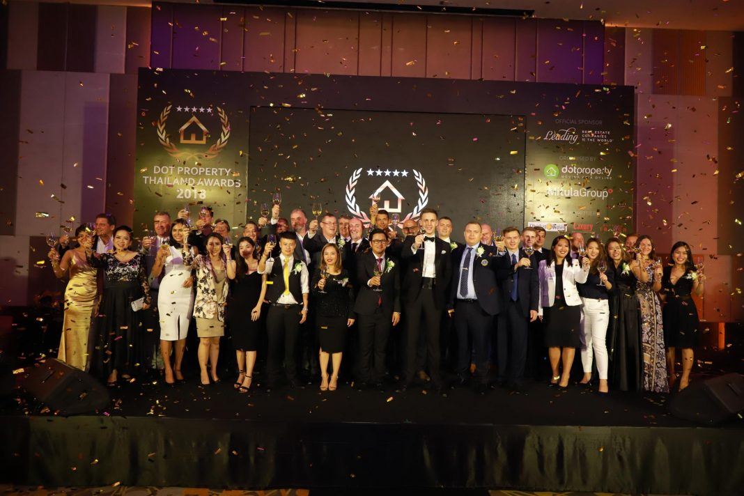 Dot Property Thailand Awards 2018 winners