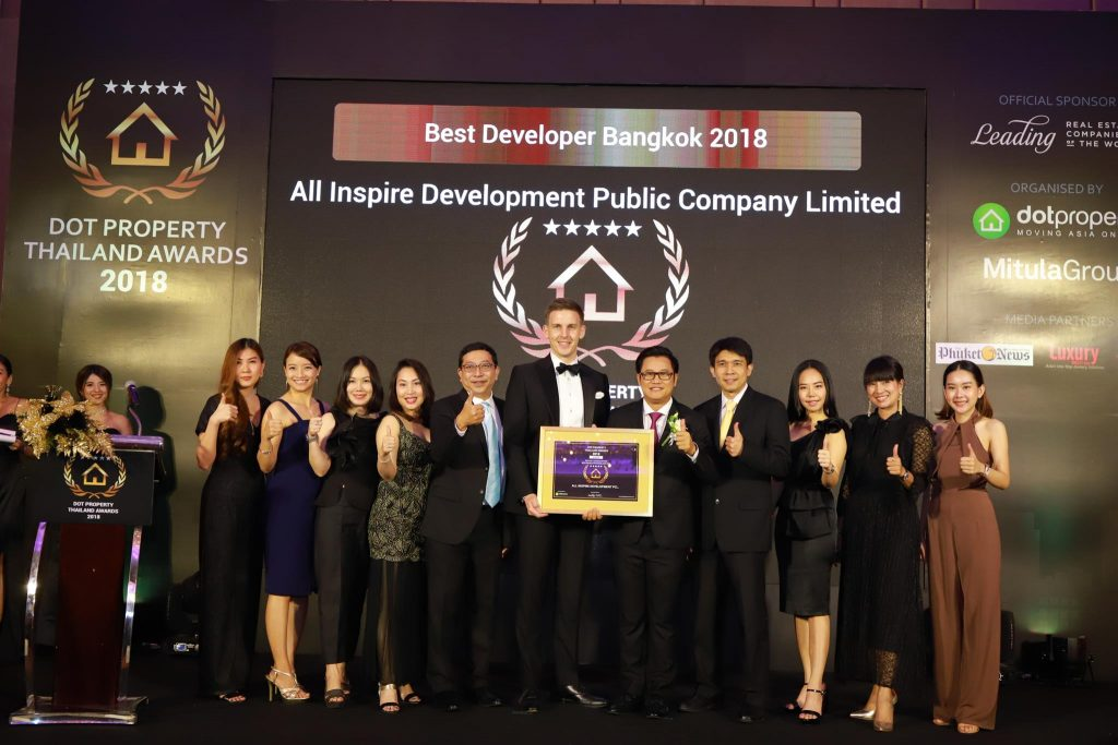 All Inspire Development Best Developer Bangkok