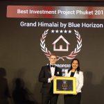 Blue Horizon Winner 2018