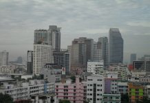 Bangkok office rents