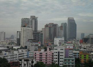 Bangkok office rents