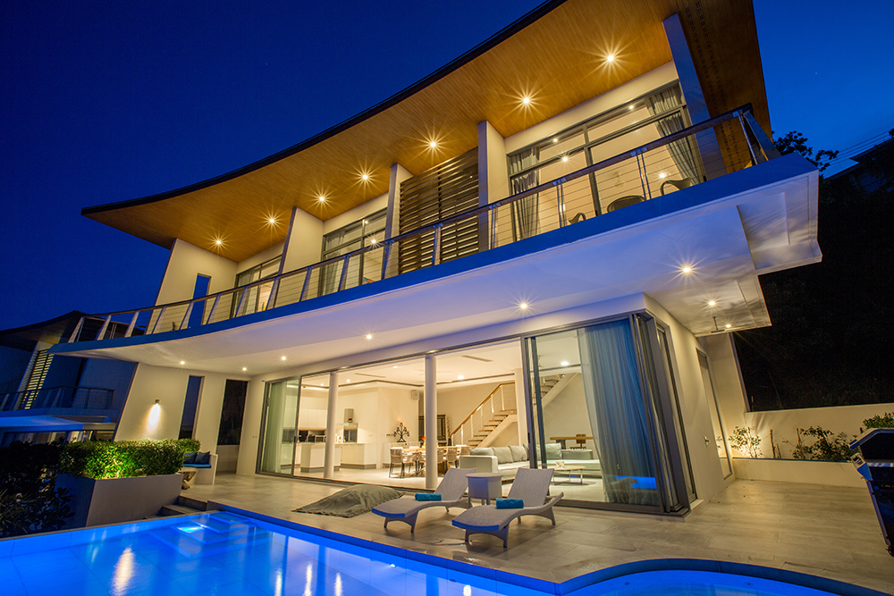 IVL Property The Ridge samui villa for sale