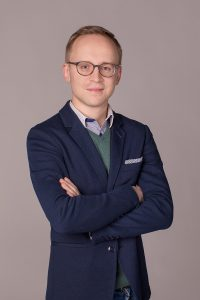 Karl Vään, Co-Founder and CEO of BitOfProperty