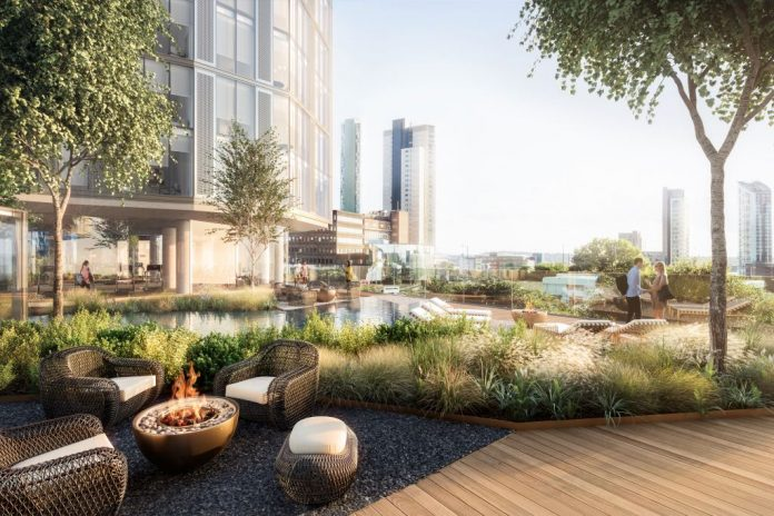 Infinity Waters UK Property Investment